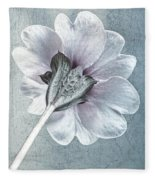 Sheradised Primula Fleece Blanket