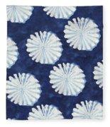 Shibori IIi Fleece Blanket