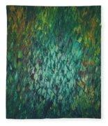 Shimmering Reflections Fleece Blanket