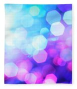 Shine A Light Fleece Blanket