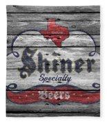 Shiner Specialty Fleece Blanket