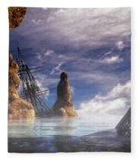 Shipwreck Fleece Blanket