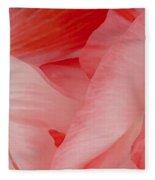 Shirley Poppies Fleece Blanket