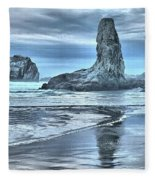 Shore Guardians Fleece Blanket