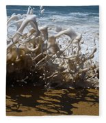 Shorebreak - The Wedge Fleece Blanket