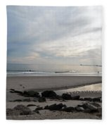 Shores Of Holgate Fleece Blanket