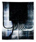 Short Circuit Fleece Blanket