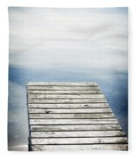 Short Pier Fleece Blanket