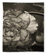 Showgirl Monochrome Fleece Blanket