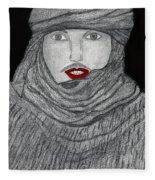 Shrouded Fleece Blanket
