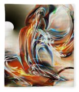 Siddhartha Fleece Blanket