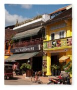 Siem Reap 02 Fleece Blanket