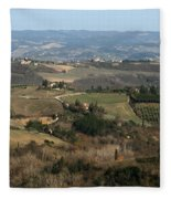 Siena 4 Fleece Blanket