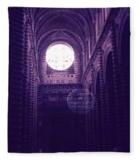 Siena Cathedral Fleece Blanket
