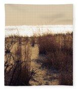 Sierra Sunrise Fleece Blanket