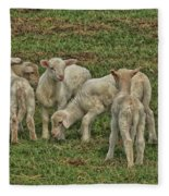 Silence Of The Lambs Fleece Blanket