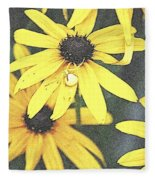 Silly Susans Spider Fleece Blanket