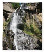 Silver Falls Fleece Blanket