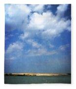 Silver Lake Sand Dunes 2.0 Fleece Blanket
