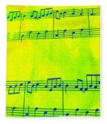 Sing - Phone Cases Fleece Blanket