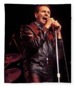 Singer Freddie Canon Fleece Blanket