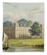 Sion House, From R. Ackermanns Fleece Blanket