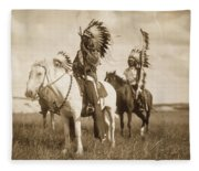 Sioux Chiefs  Fleece Blanket