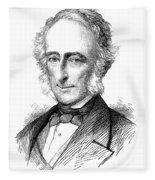 Sir Charles Wood (1800-1885) Fleece Blanket