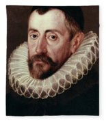 Sir Francis Walsingham (c1532-1590) Fleece Blanket