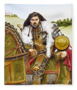 Sir Marhaus Fleece Blanket