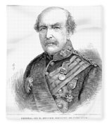 Sir William Williams  (1800-1883) Fleece Blanket