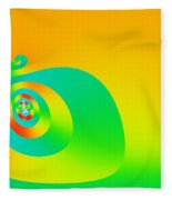 Sisyphus Fleece Blanket