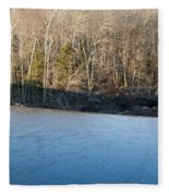 Situate Dam Fleece Blanket