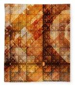 Six Sigma Fleece Blanket