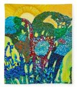 Sixth Creation Fleece Blanket