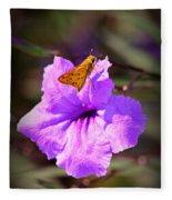 Skip It Insect Art Fleece Blanket