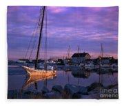 Skipjack Fleece Blanket