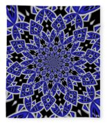 Sky Blue 1 Fleece Blanket