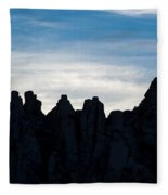 Sky Castles - The Mojave Fleece Blanket