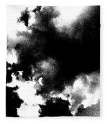 Sky Explosion Fleece Blanket