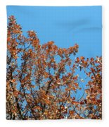 Sky Fall Fleece Blanket