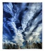 Sky Fleece Blanket