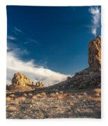 Sky Masters - Trona Pinnacles Fleece Blanket
