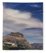 Sky Sweep Fleece Blanket
