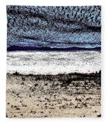 Sleeping Bear Beach Fleece Blanket