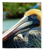 Sleepy Pelican Fleece Blanket
