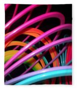 Slinky Craze 2 Fleece Blanket