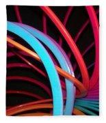 Slinky Craze 3 Fleece Blanket