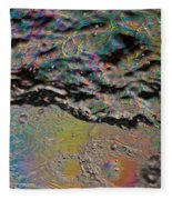 Slipping Away Fleece Blanket