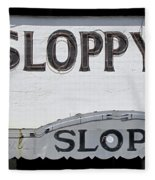 Sloppy Joes Key West Fleece Blanket